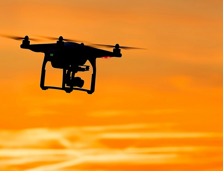 Drones Are Becoming Part of the Logistics Industry